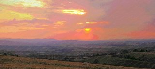 sunset-from-okeford-hill-dorset